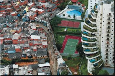 Eco-apartheid today - São Paulo-style