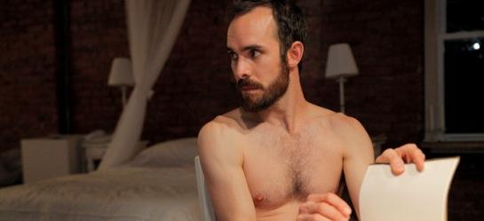 Trevor Kluckman as Tom in Buzz (courtesy of Christopher Ash)
